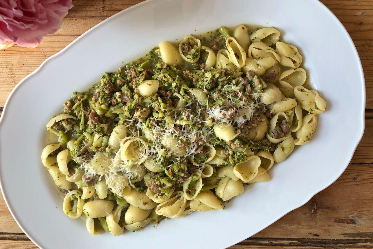 Broccoli sausage final - exp